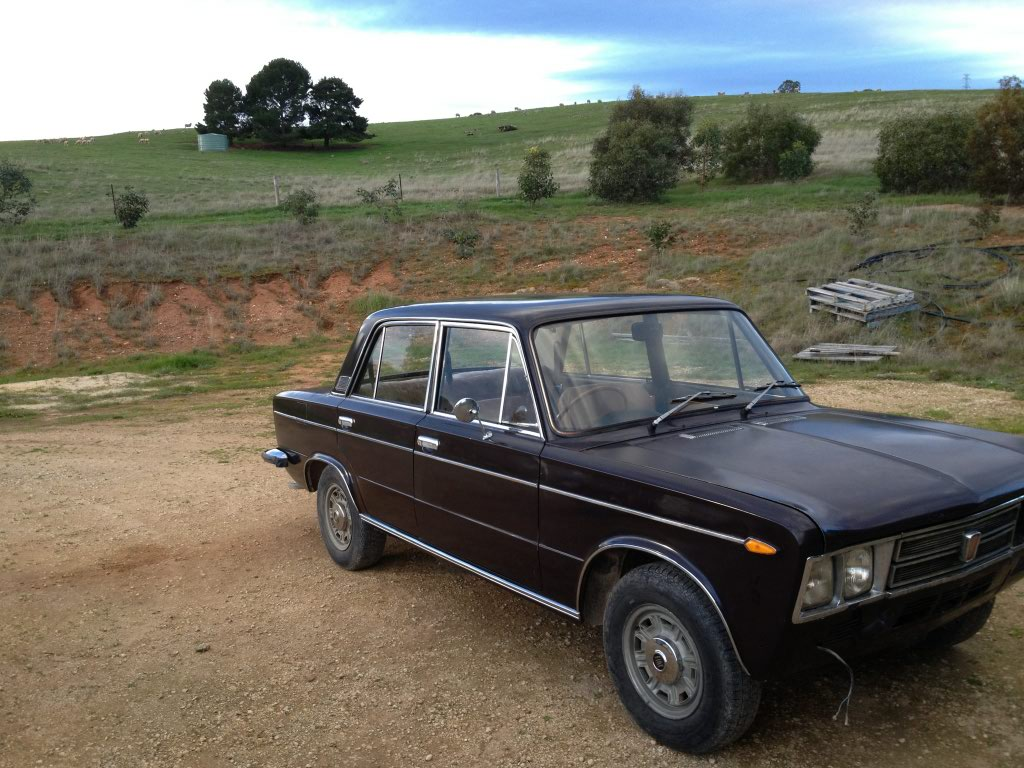 FOR SALE – FIAT 125, 1969 – SOLD