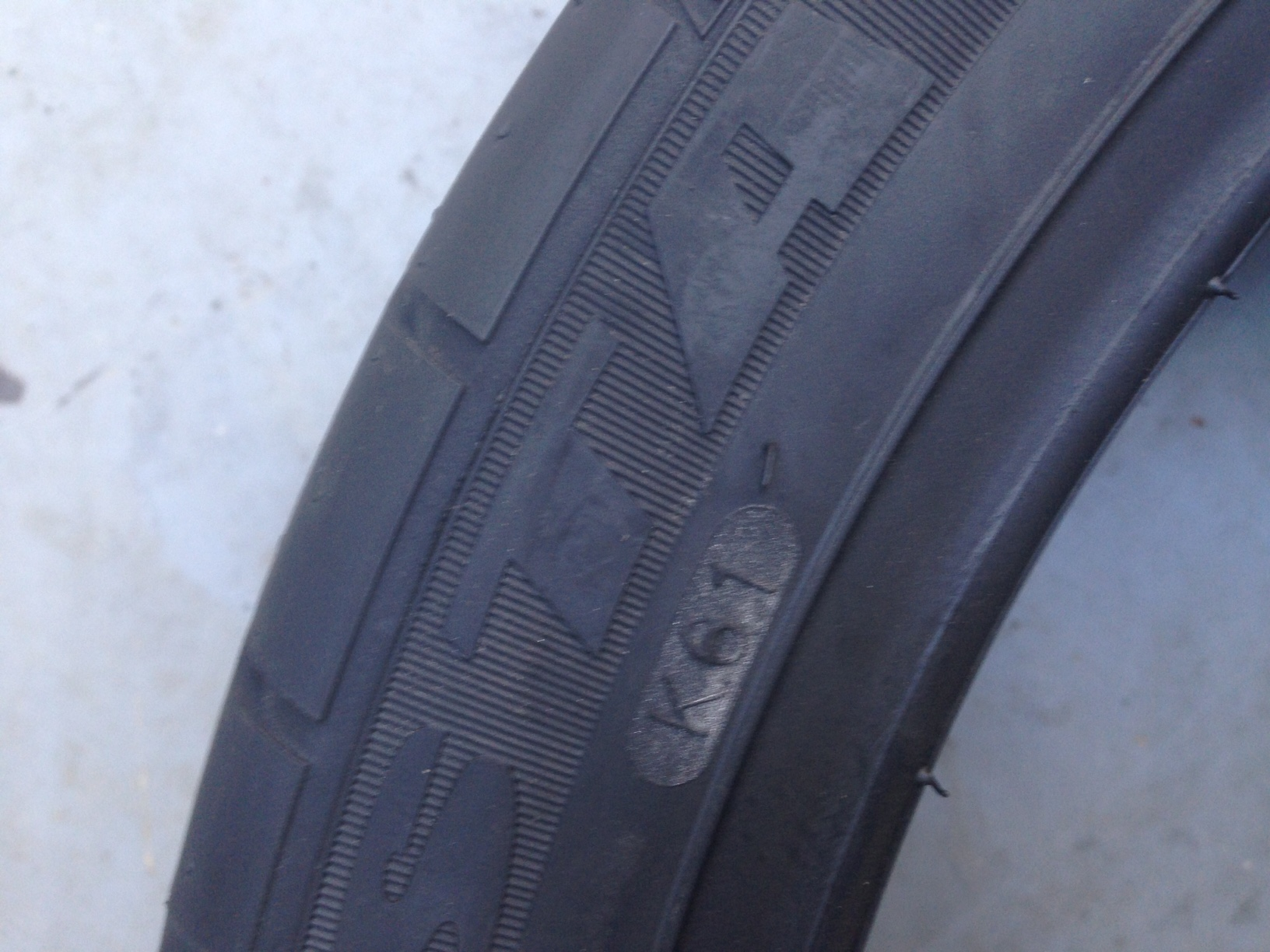 FOR SALE – Tarmac Rally Tyres (205/40/17)