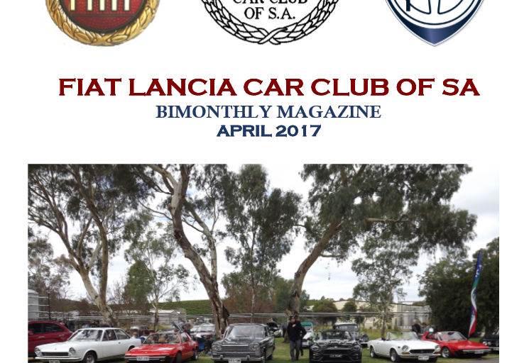 FLCCSA Magazine – April 2017