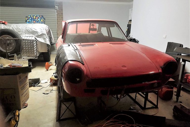 FOR SALE – FIAT 124 Sport Coupe (1969)