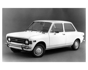 WANTED: White FIAT 128 Sedan